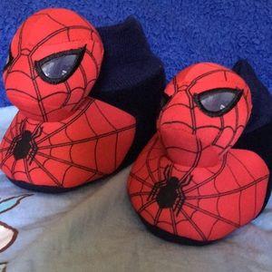 SPIDER-Man MARVEL slippers